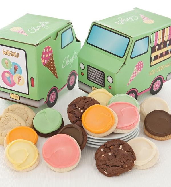 ice cream truck gift