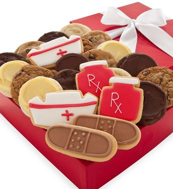 Get Well Soon Fancy Cookie Gift