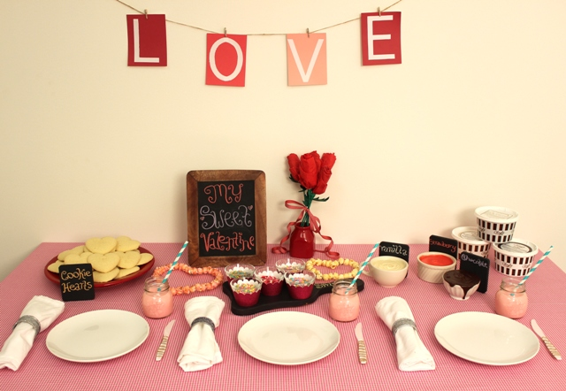 Valentine's Day Cookie Decorating Party