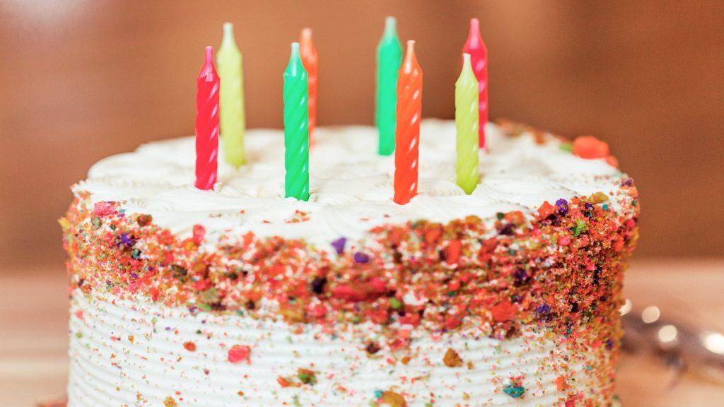 Photo of Birthday Cake