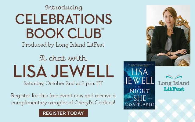 Cheryl's Book Club banner ad