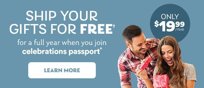 Photo of Celebrations Passport ad