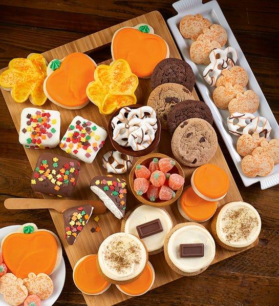 Photo of fall dessert board diy kit