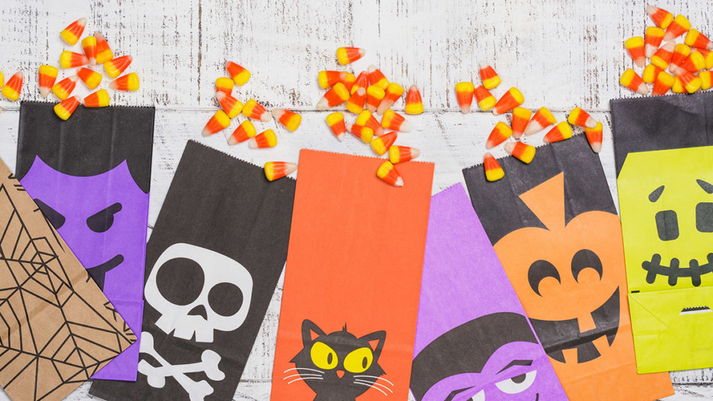 Photo of boo bags