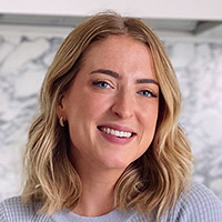 Headshot of Sarah Crawford